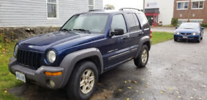 2003 Jeep Liberty For Sale