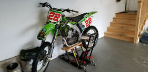 Kx 450 with 26.5 hours