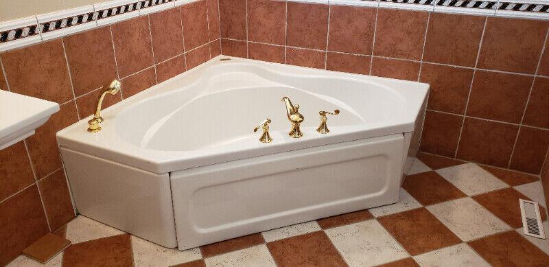 Bathroom fixtures - high end Kohler etc sink, toilet, tub ...