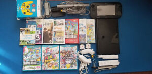 WII U - sell as BUNDLE ONLY - $250-VANCOUVER