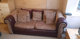 Two Seater Sofa Country House Style