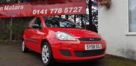 Ford Fiesta 1.25 2007.25MY Style