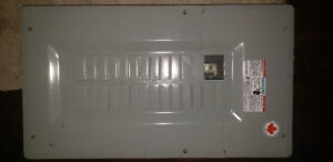 Siemens 200amp power panel w/ breakers, new and never used