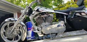 Custom Bagger...Big Bear Choppers  GTX