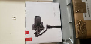 Gudsen MOZA AirCross Gimbal Stabilizer$549.99retail for 275$only