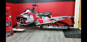 2014 pro rmk assault low km