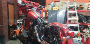 2008 harley street gluide whole or parts