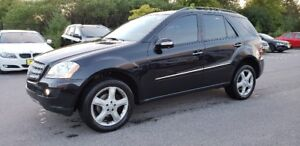 2007 Mercedes-Benz ML320 CDI 4Matic SUV *SUNROOF, NAVI, Leather*