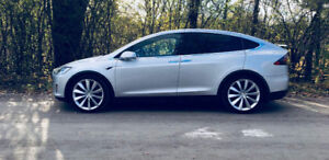 Tesla X Limo Service  Services for all events