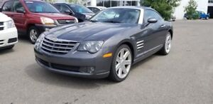 2004 Chrysler Crossfire 2Dr Coupe
