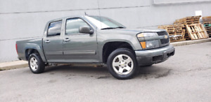2011 Chevrolet Colorado ( Leather loaded, highway km )