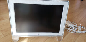 Vintage Apple Color M8149 LCD Monitor with ADC