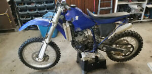 Parting out 2002 WR250F