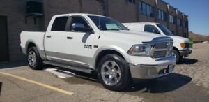 2014 Dodge Power Ram 1500 Laramie 4x4 5.7L. Certified!! Loaded!!