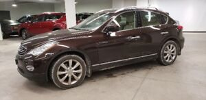 2010 Infiniti EX35 AWD *** SUNROOF, LEATHER, HTD STS ***