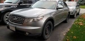 2003 Infiniti FX45 with Technology Package