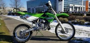 2007 Kawasaki KX 100
