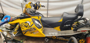 Mint. 2006 MXZ Renegade 800 with lots of extras.