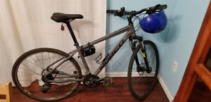 Grey Norco XFR 3-Disk Brakes-Lockable Shocks-Excellent Shape