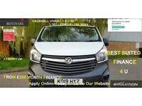2019 Vauxhall Vivaro 1.6 CDTi 2700 L1 H1 EU6 5dr- 1 OWNER, FSH, 1YR MOT, WARRANT