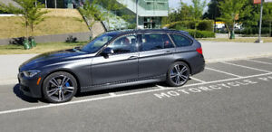 2015 BMW 328X STATION WAGON