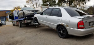 BEST PRICES FOR ANY SCRAP CARS | WE PAY THE HIGHEST* Frre Tow..