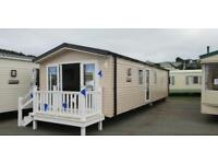 New Static Caravan - By the Beach Willerby Expression 2018 2 Bed 6 Berth