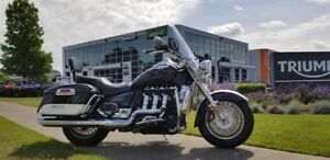 2012 Triumph Rocket III Touring Two-tones