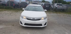 2012 Toyota Camry Keyless Entry|Two Sets of Keys |Power Windows