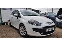 Fiat Punto Evo 1.2 8v Mylife (white) 2011