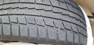 Dunlop Winter Tires And Rims 205 55 R16