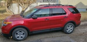 2011 Ford Explorer FWD