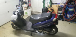 2007   Moped 50cc