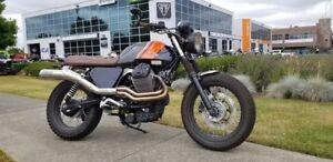 2015 Moto Guzzi V7 Special