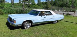 1975 Chrysler newport custom