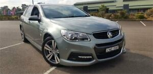 2014 Holden Commodore VF MY15 SV6 Sportwagon Grey 6 Speed Sports Automatic Wagon Mount Druitt Blacktown Area Preview