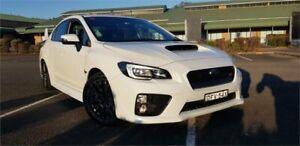 2016 Subaru WRX V1 MY16 STI AWD White 6 Speed Manual Sedan Mount Druitt Blacktown Area Preview
