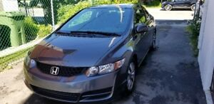 2010 Honda Civic EX-L Coupe (2 door) FULL EQUIP.