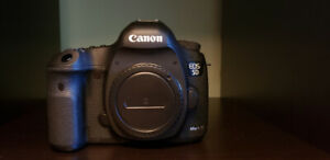 Canon 5D Mark III - Great Condition - Low Shutter Count (8k)