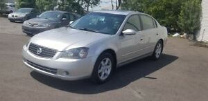 Nissan Altima 4dr Sdn I4 2.5 S 2006