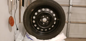 Michelin Winter Tires 225/45R17