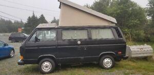 1986  VW Vanagon SE Camper Van