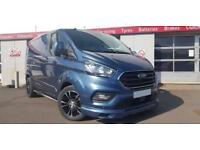 New Ford Transit Custom (2018) 280 L1H1 170ps Limited with Über sport styling