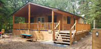 Stunning Belair Cabin for Rent with Hot Tub