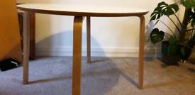 IKEA Round kitchen table SKOGHALL