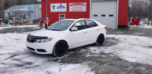 2012 Kia Forte, great price, low kms, excellent shape