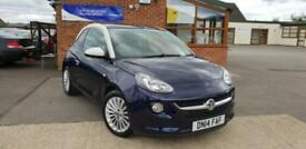 2014 Vauxhall ADAM 1.4 VVT 16v ( 87ps ) GLAM Style Pk NEW SERVICE DONE