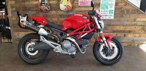 2009 Ducati Monster 696