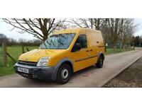 2006 Ford Transit Connect High Roof Van L TDdi 75ps DIRECT LEICESTER COUNCIL PAN