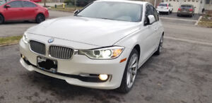 2013 BMW 328I XDRIVE luxury line with premium package